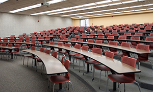 Miller Hall 114, Multimedia Room