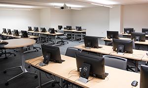 Monroe Hall Computer Labs