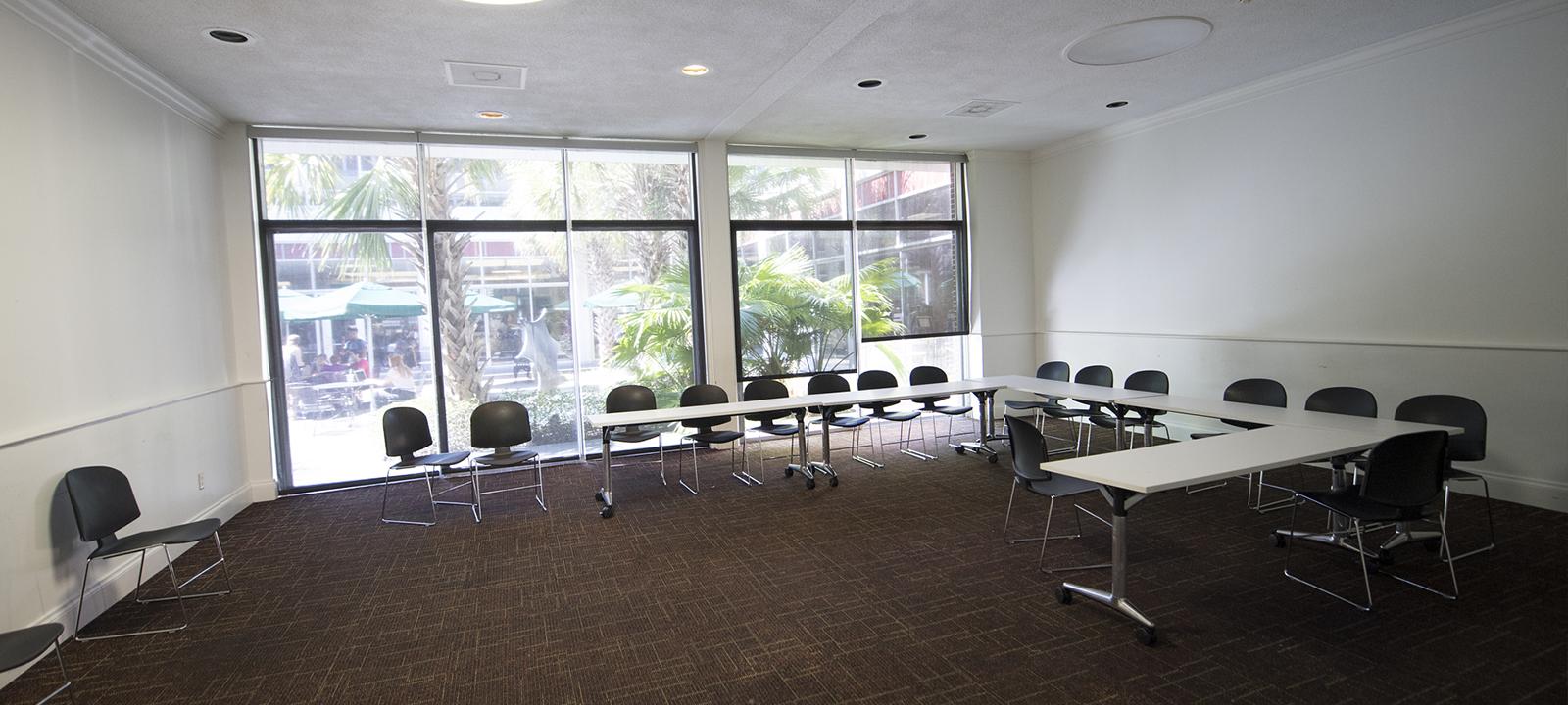 Claiborne Room, Danna Student Center