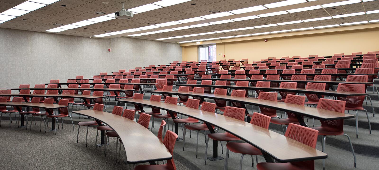 Miller Hall, Room 114