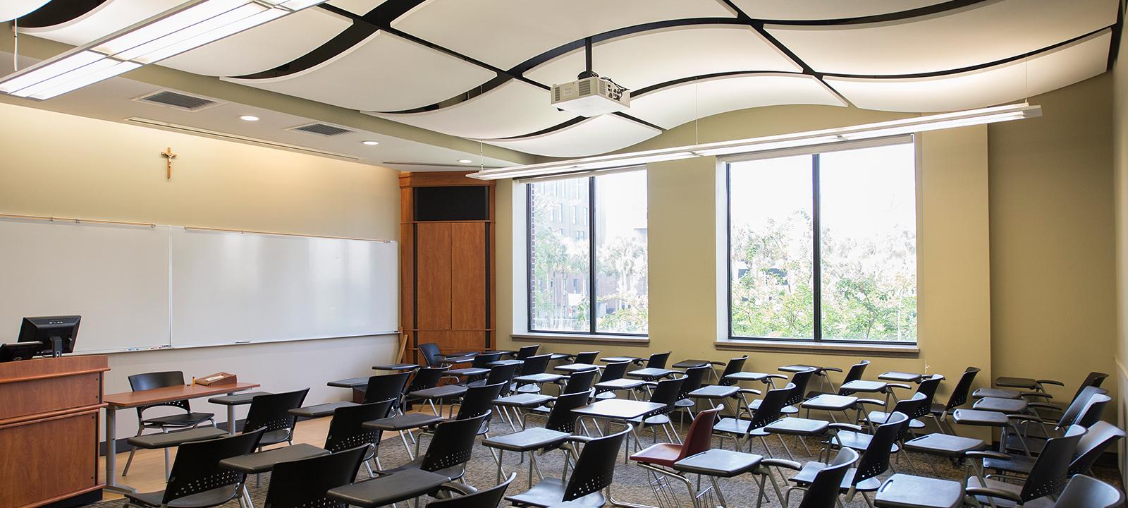 Bobet Hall, Room 216