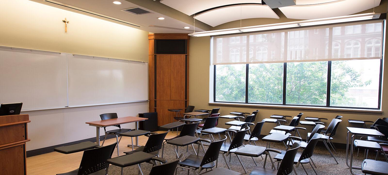 Bobet Hall, Room 221