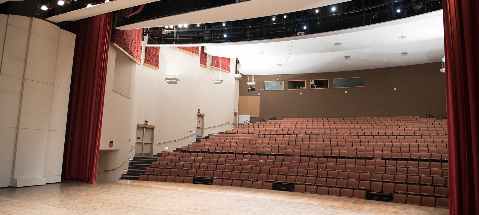 Louis J. Roussel Performance Hall